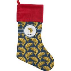 Fish Christmas Stocking (Personalized)