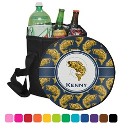Fish Collapsible Cooler & Seat (Personalized)