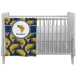 Fish Crib Comforter / Quilt (Personalized)