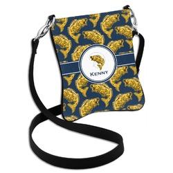 Fish Cross Body Bag - 2 Sizes (Personalized)