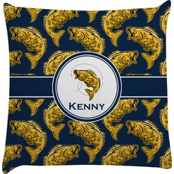 Fish Decorative Pillow Case (Personalized)