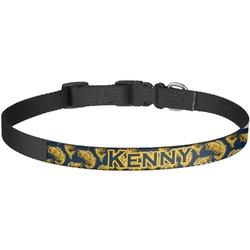 Fish Dog Collar - Large (Personalized)