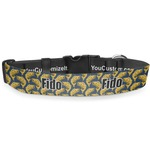 Fish Deluxe Dog Collar (Personalized)