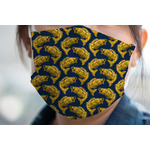 Fish Face Mask Cover (Personalized)