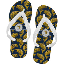 Fish Flip Flops (Personalized)