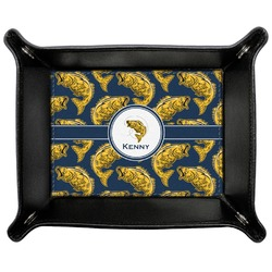 Fish Genuine Leather Valet Tray (Personalized)