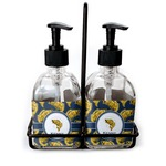 Fish Soap & Lotion Dispenser Set (Glass) (Personalized)