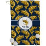 Fish Golf Towel - Full Print (Personalized)