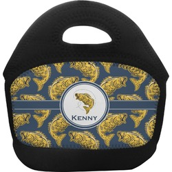 Fish Toddler Lunch Tote (Personalized)