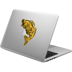 Fish Laptop Decal (Personalized)