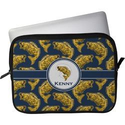 "Fish Laptop Sleeve / Case - 15"" (Personalized)"