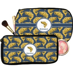 Fish Makeup / Cosmetic Bag (Personalized)