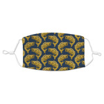 Fish Adult Cloth Face Mask (Personalized)