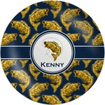 Fish Melamine Plate (Personalized)