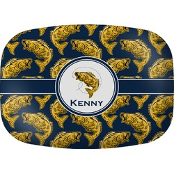 Fish Melamine Platter (Personalized)