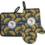 Fish Oven Mitt & Pot Holder (Personalized)