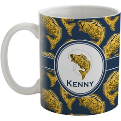 Fish Coffee Mug (Personalized)