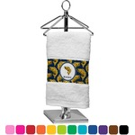 Fish Finger Tip Towel (Personalized)