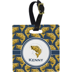 Fish Luggage Tags (Personalized)