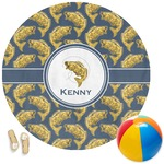 Fish Round Beach Towel (Personalized)