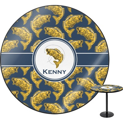 Fish Round Table (Personalized)