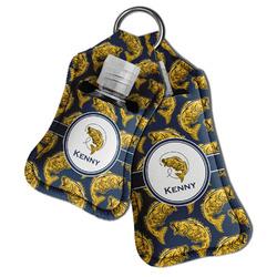 Fish Hand Sanitizer & Keychain Holder (Personalized)
