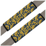 Fish Seat Belt Covers (Set of 2) (Personalized)