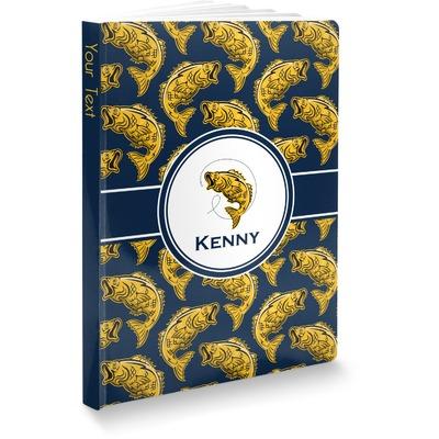 Fish Softbound Notebook (Personalized)