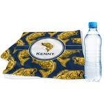 Fish Sports & Fitness Towel (Personalized)