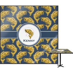 Fish Square Table Top (Personalized)