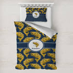 Fish Toddler Bedding w/ Name or Text