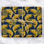 Fish Wrapping Paper (Personalized)