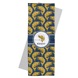 Fish Yoga Mat Towel (Personalized)