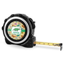 Dinosaurs Tape Measure - 16 Ft (Personalized)