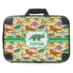 Dinosaurs Hard Shell Briefcase (Personalized)