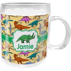 Dinosaurs Acrylic Kids Mug (Personalized)