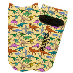 Dinosaurs Adult Ankle Socks (Personalized)