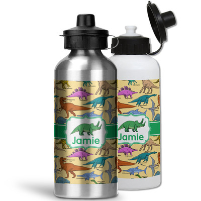 Dinosaurs Water Bottles- Aluminum (Personalized)
