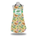 Dinosaurs Apron (Personalized)