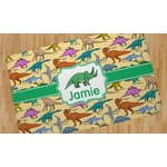 Dinosaurs Area Rug (Personalized)