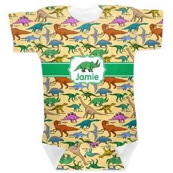 Dinosaurs Baby Bodysuit (Personalized)