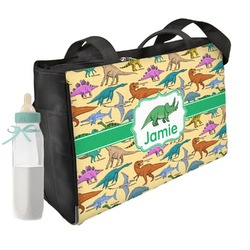 Dinosaurs Diaper Bag (Personalized)
