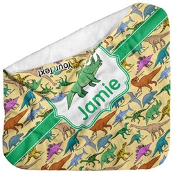Dinosaurs Baby Hooded Towel (Personalized)