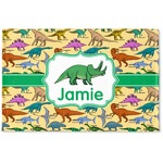 Dinosaurs Woven Mat (Personalized)