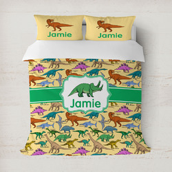 Dinosaurs Duvet Covers (Personalized)