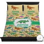 Dinosaurs Duvet Cover Set (Personalized)