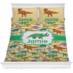 Dinosaurs Comforter Set (Personalized)