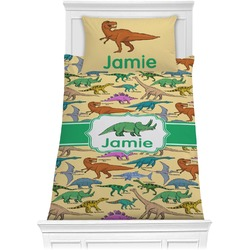 Dinosaurs Comforter Set - Twin XL (Personalized)