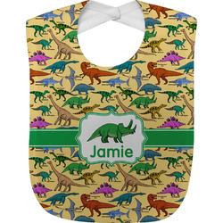Dinosaurs Baby Bib (Personalized)