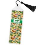 Dinosaurs Book Mark w/Tassel (Personalized)